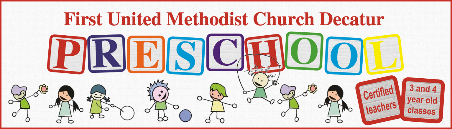 First UMC Decatur Preschool