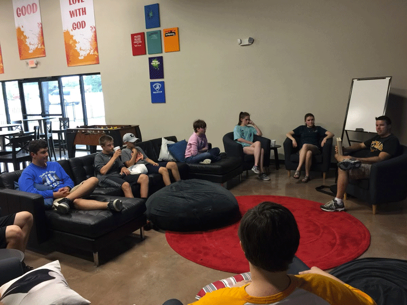 First UMC Decatur Youth Group