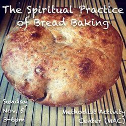 Spiritual Practice of Bread Baking