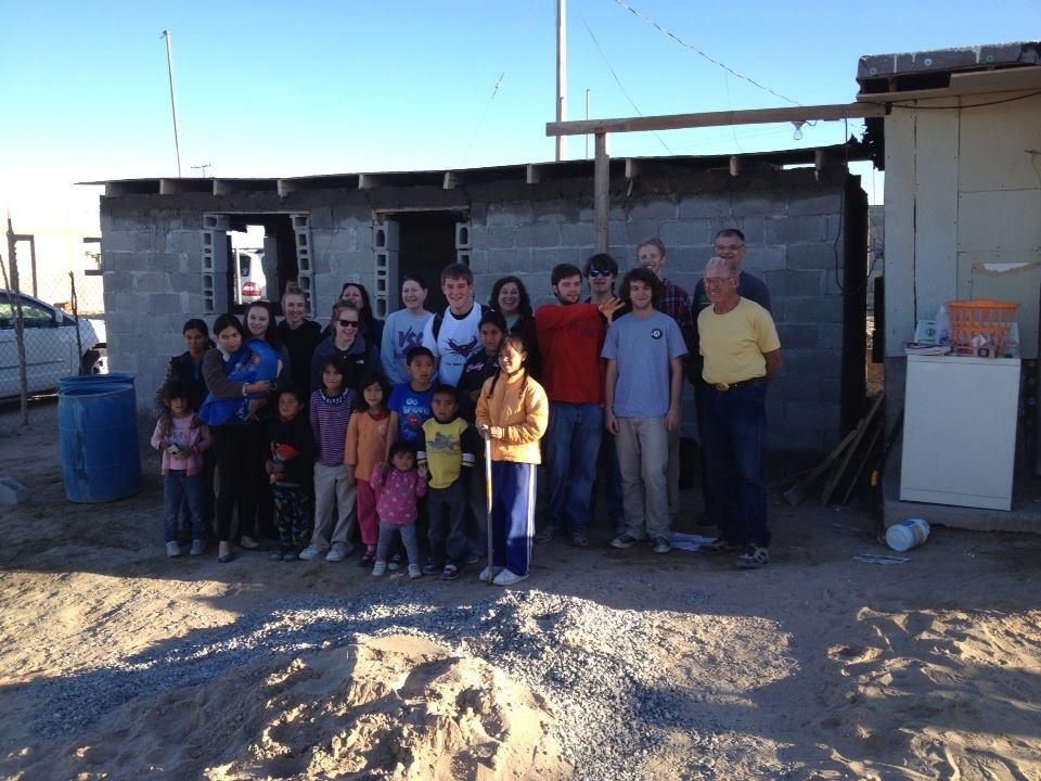 Juarez, Mexico, Mission Trip